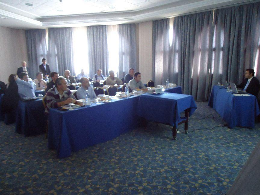 Curso Sika para Administradores de Fincas de Malaga y Melilla