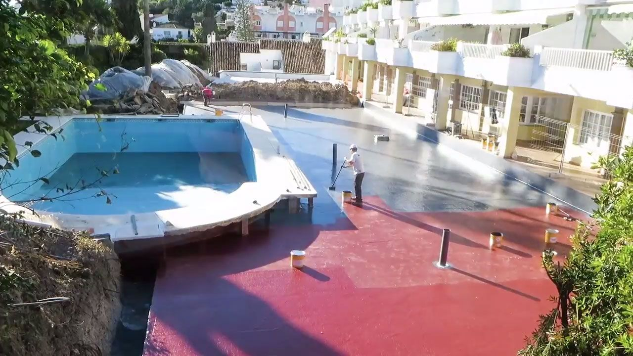 2. Technical waterproofing