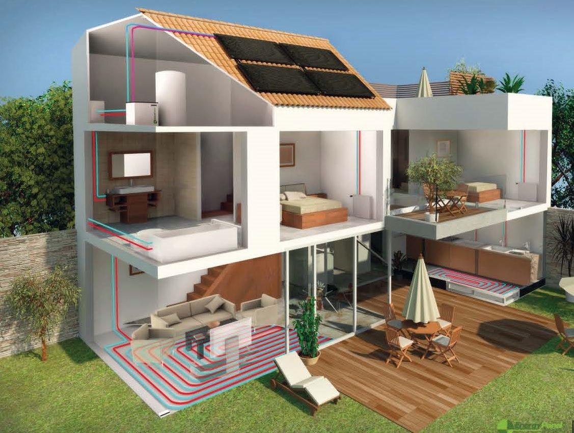 6. Instalaciones de Equipos de Agua Caliente Sanitaria de bajo consumo eléctrico
