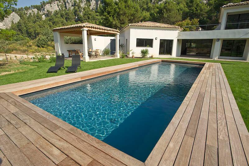 Construcción de piscinas en Málaga