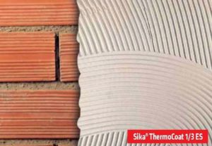 Sistemas SATE de Sika - ThermoCoat-1/3 ES