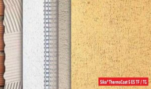 Sika ThermoCoat-5 ES TF / TG