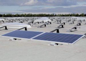 Servicio de Impermeabilización Cubiertas para Soporte Solar
