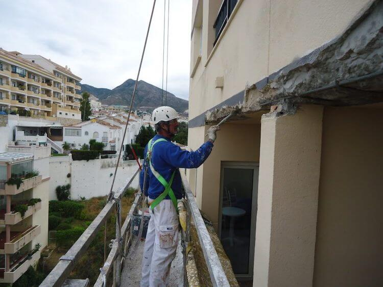 Seguridad en trabajos en altura