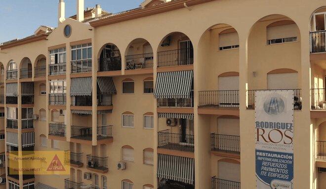 Rehabilitación de Fachadas Marbella