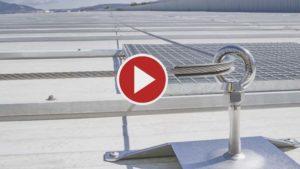 Instalaciones de líneas de vida para trabajos en altura en jardines