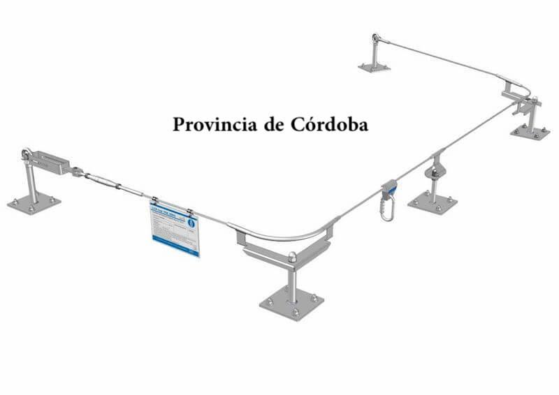 Líneas de vida Córdoba