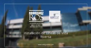 RIVERSA: Instalación de Líneas de Vida