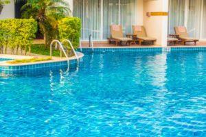 Impermeabilización de piscinas con lámina de PVC