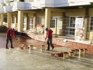 Impermeabilizaciones en Mijas