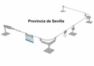 Líneas de vida Sevilla